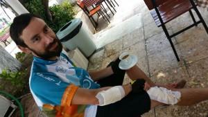 Kaza sonrası moral kahvesi