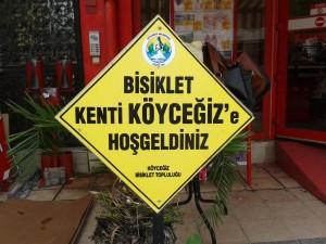 Bisiklet kenti Köyceğiz!