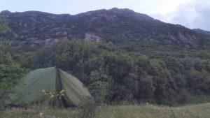 Spil Dağı etekleri.